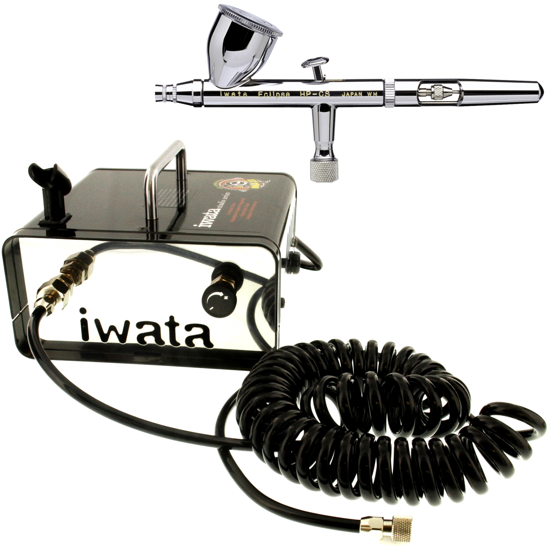 Dettagli su IWATA Eclipse HP-CS AIRBRUSH 4207 bwin premium poker app 0.35mm Gravity Feed Dual ...