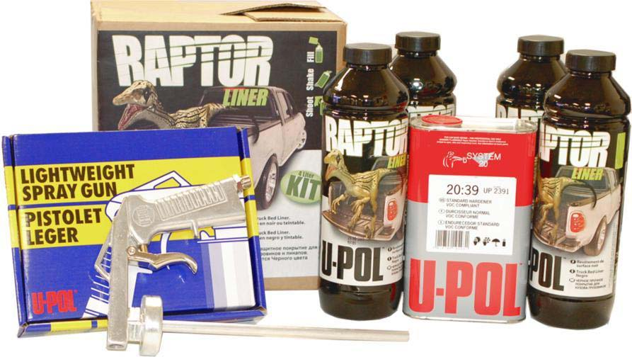 Raptor bedliner...seems kinda cool and easy - JeepForum.com