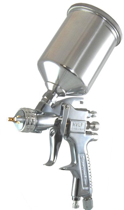 devilbiss startingline hvlp primer spray paint gun 1 8 prime priming. Black Bedroom Furniture Sets. Home Design Ideas