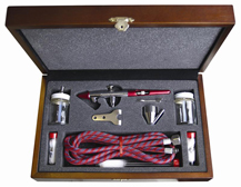 Paasche MILWOOD-SET, Millennium Airbrush Set, Multi-Purpose