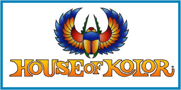 House of Kolor KD2000 Metal Primer GL KT Auto Car Paint